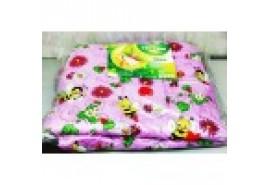 одеяло  холлофайбер (120*140), зимнее премиум