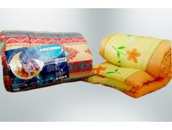 одеяло холлофайбер (145*200), зимнее