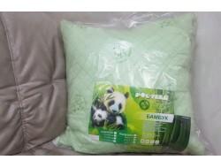 Подушка бамбук 60*60, лайт