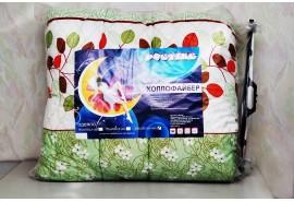 одеяло  холлофайбер (220*200), зимнее премиум