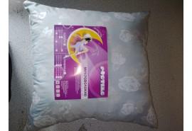 Подушка микроволокно (лебяжий пух) 70*70, лайт