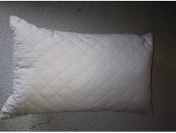 Подушка микроволокно (лебяжий пух) 50*70, лайт