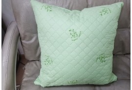 подушка бамбук 60*60